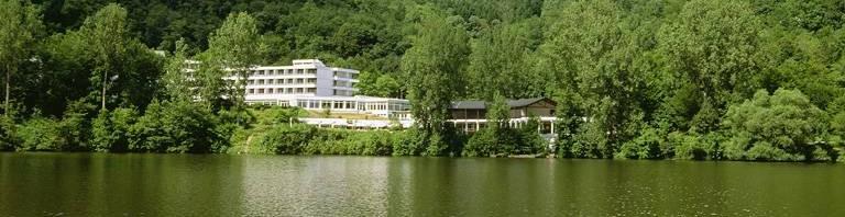 Biogaswärmenutzung im Dorint Seehotel & Resort in der Eifel - Ingenieurbüro H. Berg & Partner GmbH Aachen