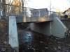 Brücke über die Weser in Roetgen
