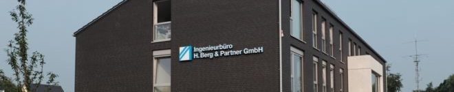Ingenieurbüro H. Berg & Partner GmbH - Gewerbepark Brand 48 - 52078 Aachen