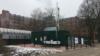 Deponiegas-BHKW am Kreishaus Borken
